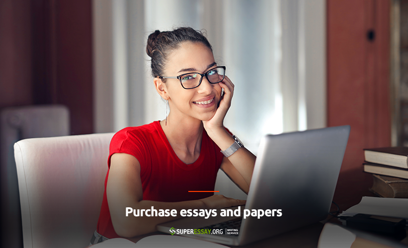 Purchase essays and papers