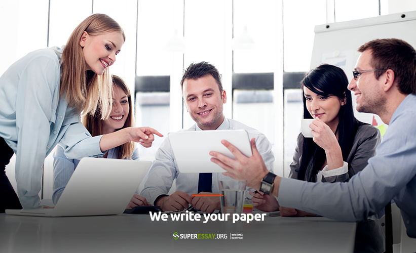 We write your paper